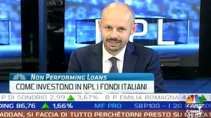 Riccardo Igne ospite a Non Performing Loans (Class CNBC, Canale 507 di Sky)